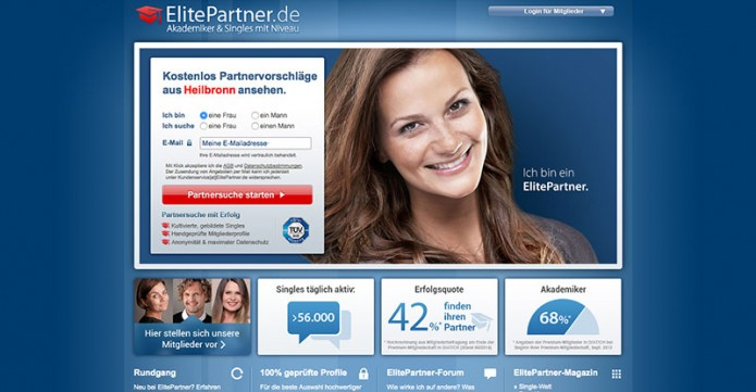 Check partner on dating sites